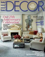 Elle Decor Digital Magazine Cover