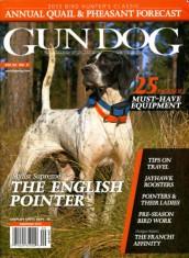 Gun Dog Magazine Subscription