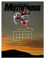Transworld Motocross Magazine Subscription