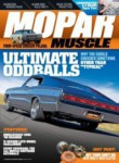 Mopar Muscle Magazine Subscription