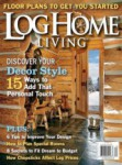 Log Home Living Magazine