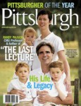 Pittsburgh Magazine Cover