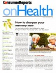 Consumer Reports On Health - 2014-05-01
