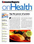 Consumer Reports On Health - 2013-11-01