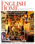 The English Home Magazine - 2012-11-01
