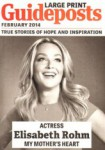 Guideposts Large Print Magazine - 2014-02-01