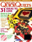 Quick Quilts Magazine - 2012-10-01