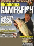 Oklahoma Game & Fish Magazine - 2011-03-01