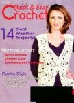 Quick & Easy Crochet Magazine - 2012-09-01