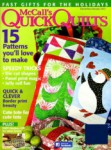 Quick Quilts Magazine - 2012-12-01