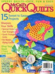 Quick Quilts Magazine - 2014-04-01