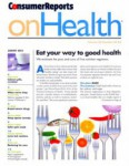 Consumer Reports On Health - 2013-08-01