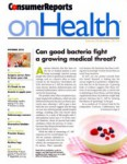 Consumer Reports On Health - 2013-10-01