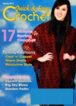 Quick & Easy Crochet Magazine - 2012-03-01